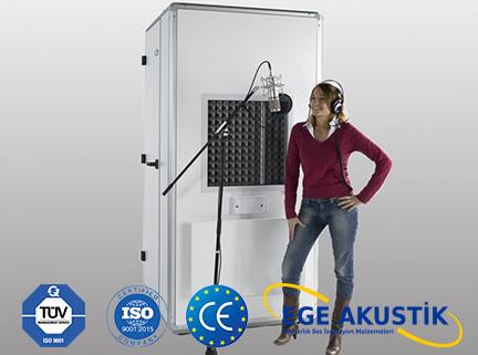 akustik portatif ses geçirmeyen sessiz oda kabin fiyatları