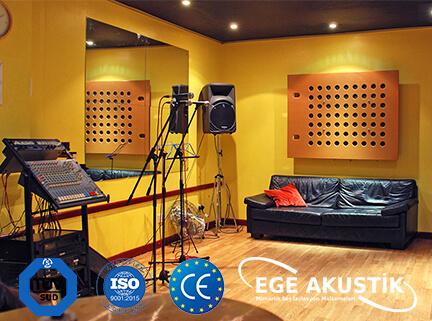 hobi odası akustik ses yalıtımı izolasyonu
