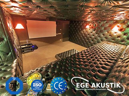 karaoke odası akustik ses yalıtımı izolasyonu