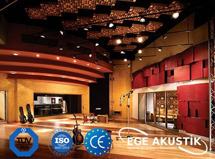 müzik odası akustik ses yalıtımı izolasyonu